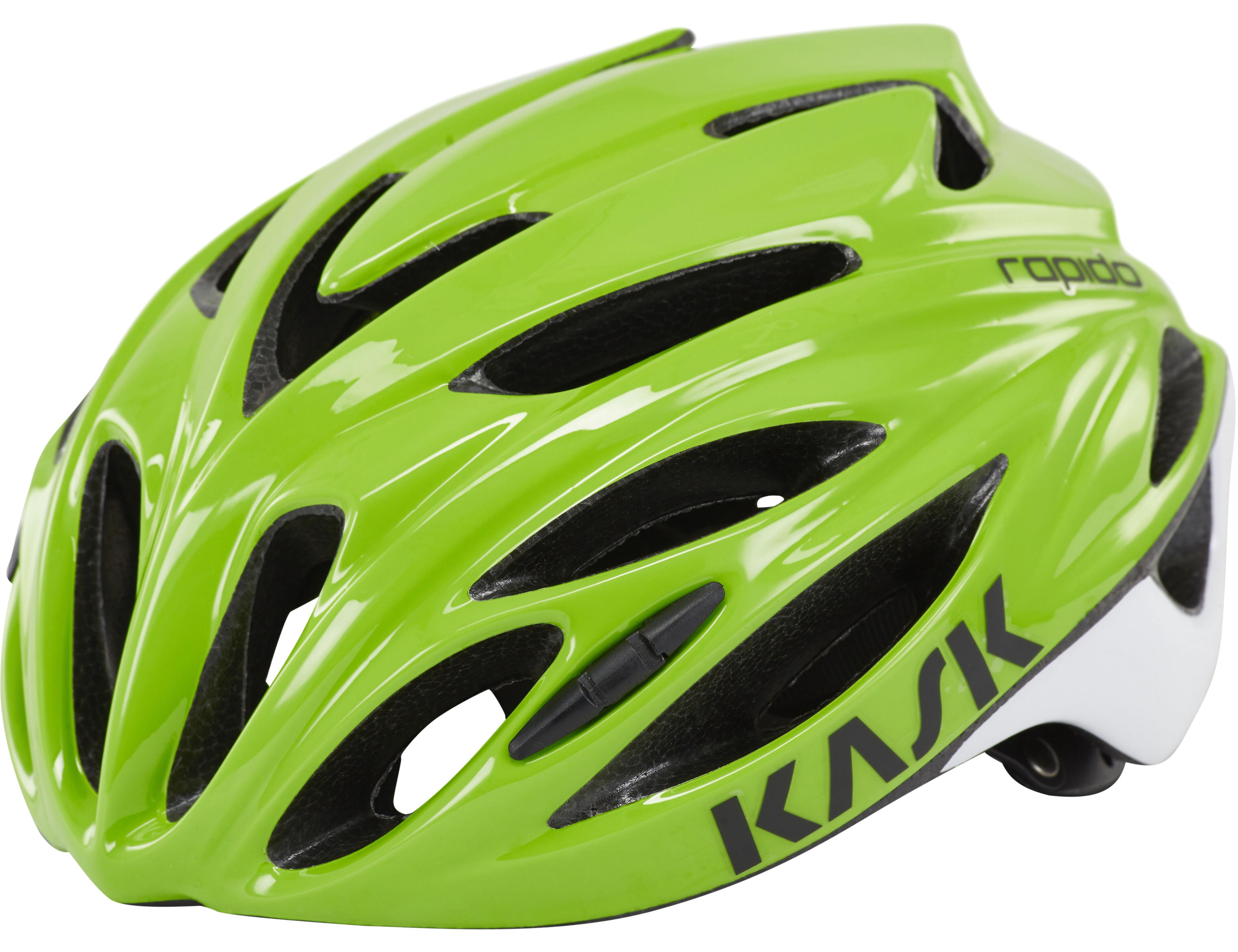 Kask Rapido Bike Helmet green at Bikester.co.uk a0c506a0e
